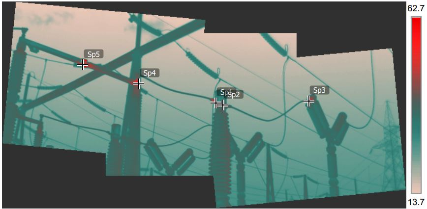 inspectie cabluri curent