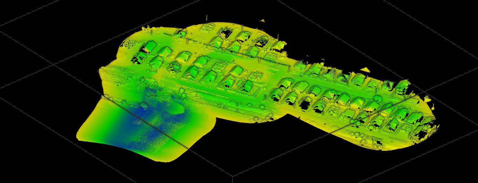 Scanare laser 3D cu drona Dronezone (3)