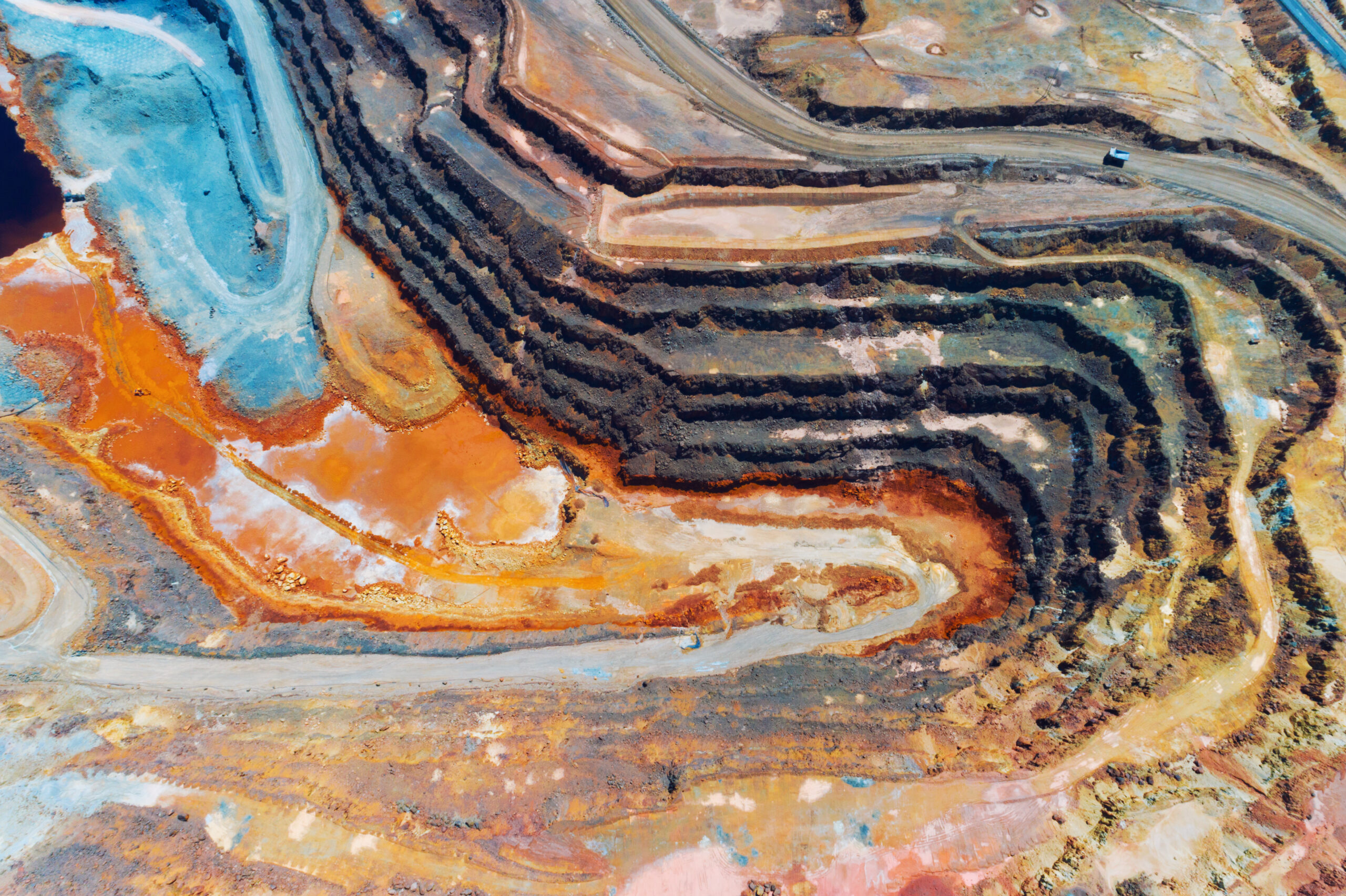 Scanarea LiDAR in exploarea miniera de suprafata